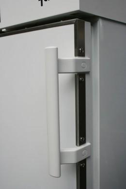 Dekorrahmen für MER/MEB-140 Edelstahl geschliffen